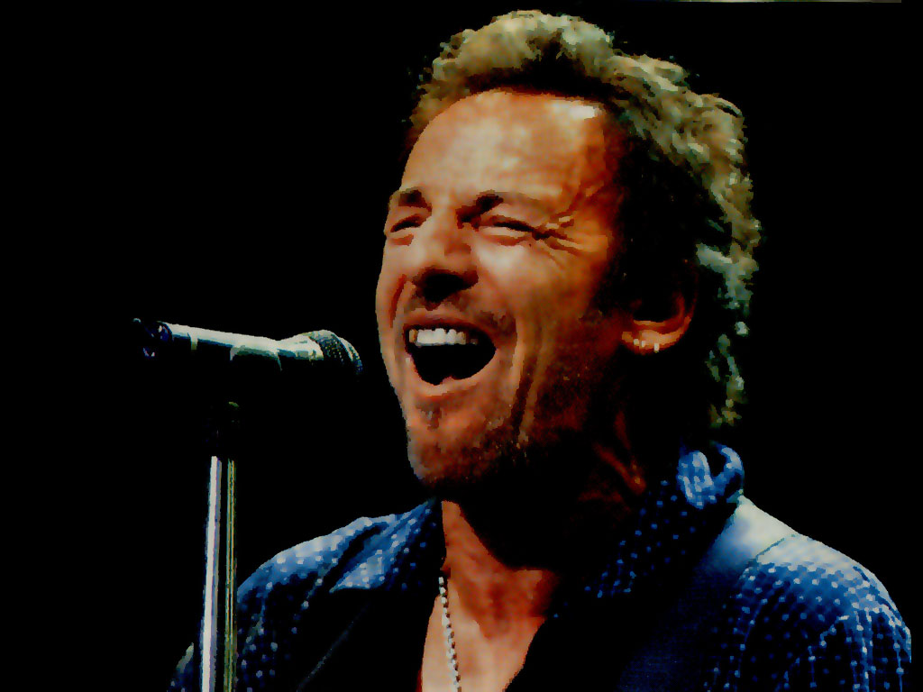 Bruce Springsteen Wrecking Ball Tour
