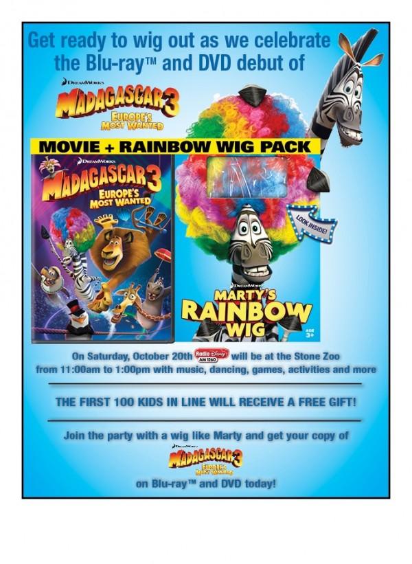 MADAGASCAR DVD JOYCESCHOICES
