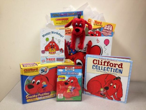 JoycesChoices contest: Clifford