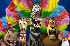 MADAGASCAR 3 Give away!