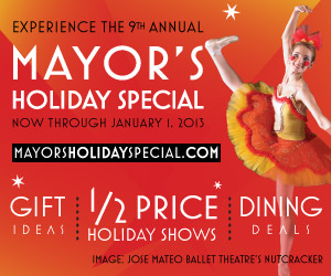 Mayor's Holiday Special