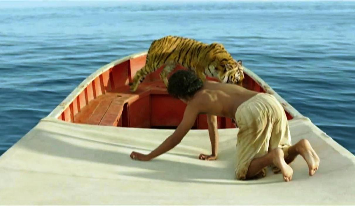 :30 Second Review LIFE OF PI