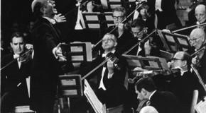 NOVEMBER 22,1963: BSO TELLS SHOCKED AUDIENCE OF JFK'S ASSASSINATION