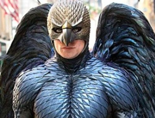 MOVIE: BIRDMAN OR (THE UNEXPECTED VIRTUE  OF IGNORANCE)