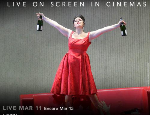 "WIN TIX! THE MET:LIVE IN HD ""La Traviata"""