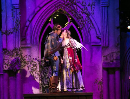 THEATER: Romeo & Juliet/ American Moor