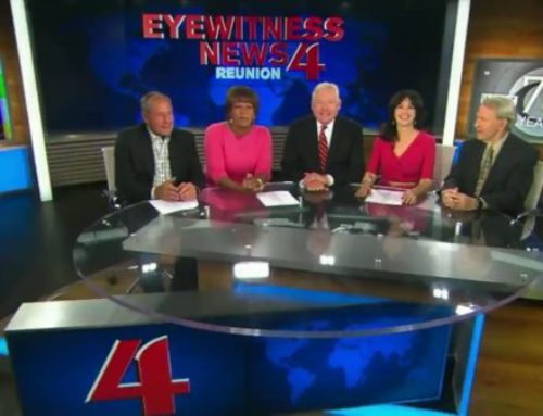 TOGETHER AGAIN: WBZ-TV's ICONIC ANCHOR TEAM