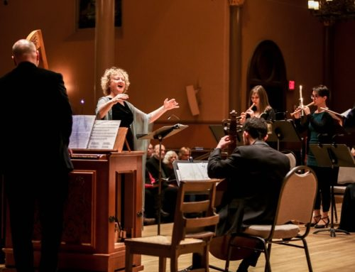 FREE HOLIDAY TIX: BOSTON CAMERATA!