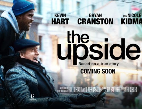 "FREE ADVANCE SCREENING: ""THE UPSIDE"""