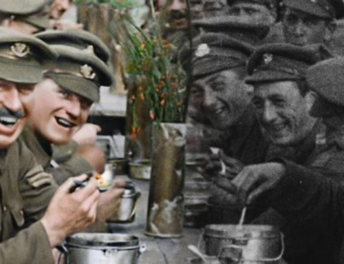 """FREE ADVANCE SCREENING: """"THEY SHALL NOT GROW OLD"""""""