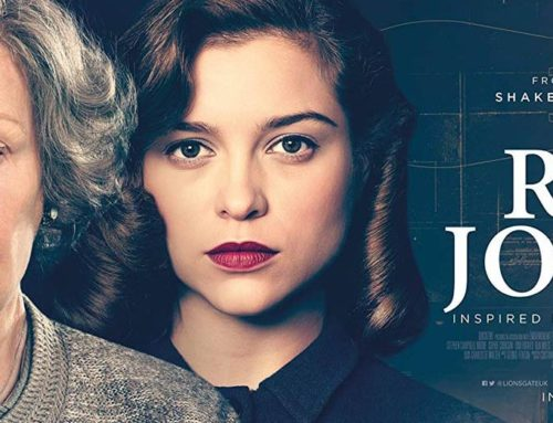 "WIN TIX TO SEE:  ""RED JOAN"" AT KENDALL SQUARE CINEMA"
