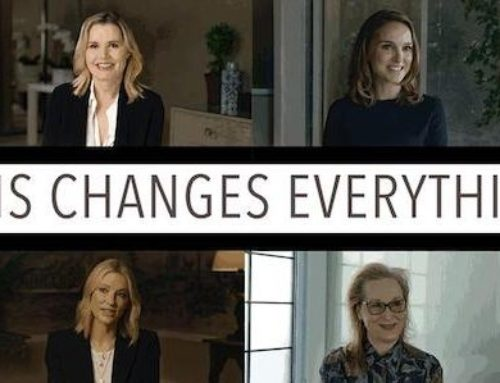 "MOVIE MUST SEE: ""THIS CHANGES EVERYTHING"""