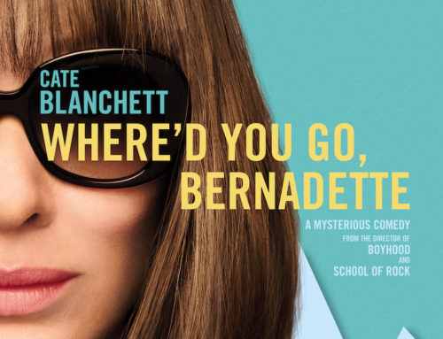 FREE ADVANCE SCREENING: WHERE'D YOU GO, BERNADETTE