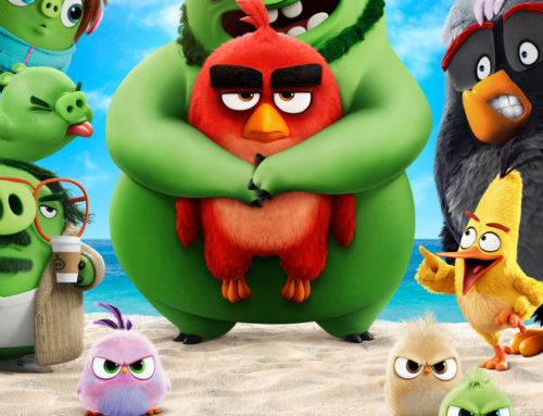"FREE ADVANCE SCREENING: ""ANGRY BIRDS MOVIE 2"""