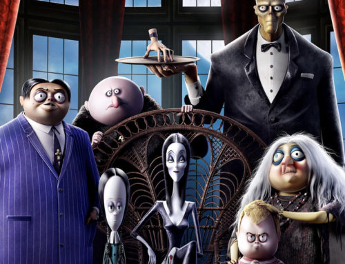 FREE ADVANCE SCREENING: THE ADDAMS FAMILY!