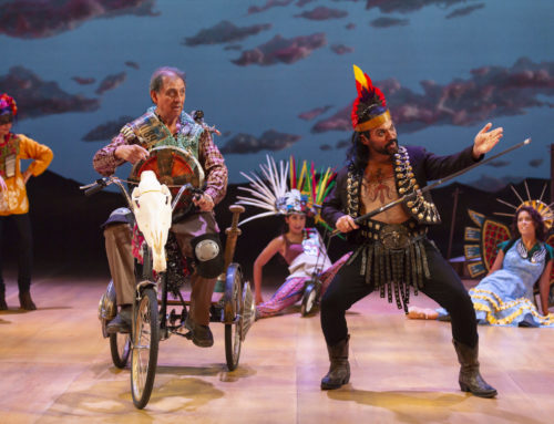 THANKSGIVING WEEKEND THEATER: Quixote Nuevo, The Seagull