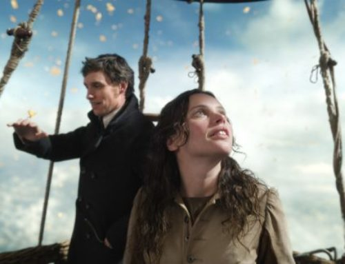 "FREE ADVANCE SCREENING: ""THE AERONAUTS"""
