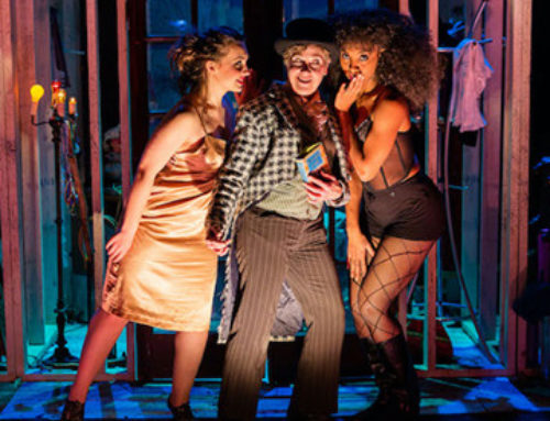 THEATER MUST SEE: VANITY FAIR, AN (IM-)MORALITY PLAY