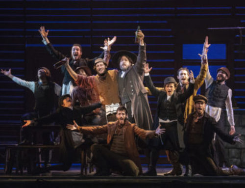 THEATER NOW: THE FISHERMAN & THE FISH/FIDDLER ON THE ROOF