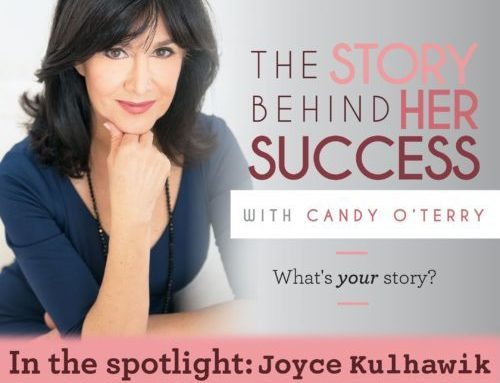 JOYCE INTERVIEWED ON CANDY O's PODCAST!!!