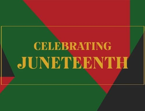 JUNETEENTH WEEKEND.