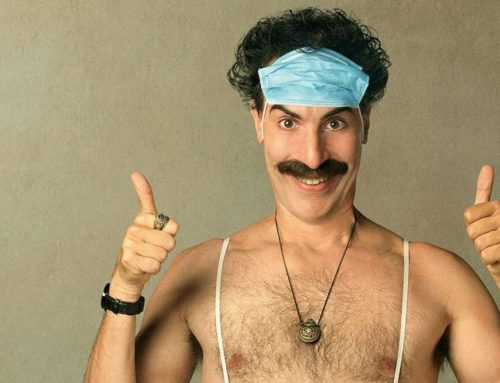 MOVIES OVERLOOKED:  BORAT/DAVID COPPERFIELD/THE CLIMB