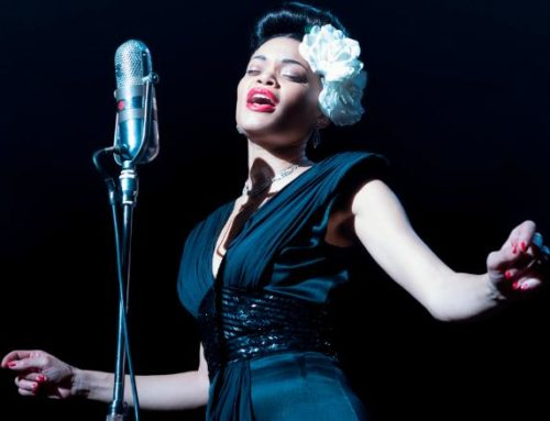 MOVIE: THE UNITED STATES vs. BILLIE HOLIDAY