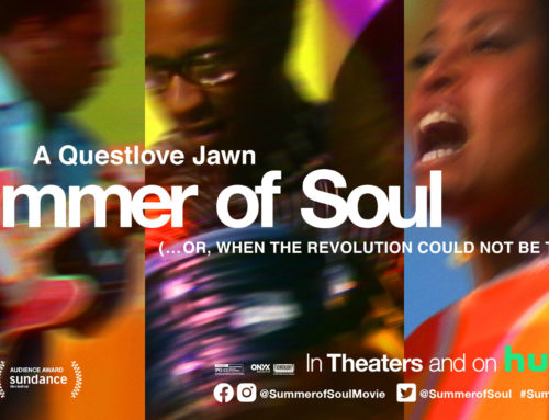 """MOVIE: """"SUMMER OF SOUL (…Or, When the Revolution Could Not Be Televised)"""