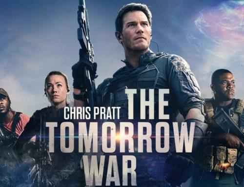 MOVIE: THE TOMORROW WAR